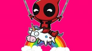 Deadpool Unicorn Desktop Wallpapers – Top Free Deadpool Unicorn Desktop Backgrounds