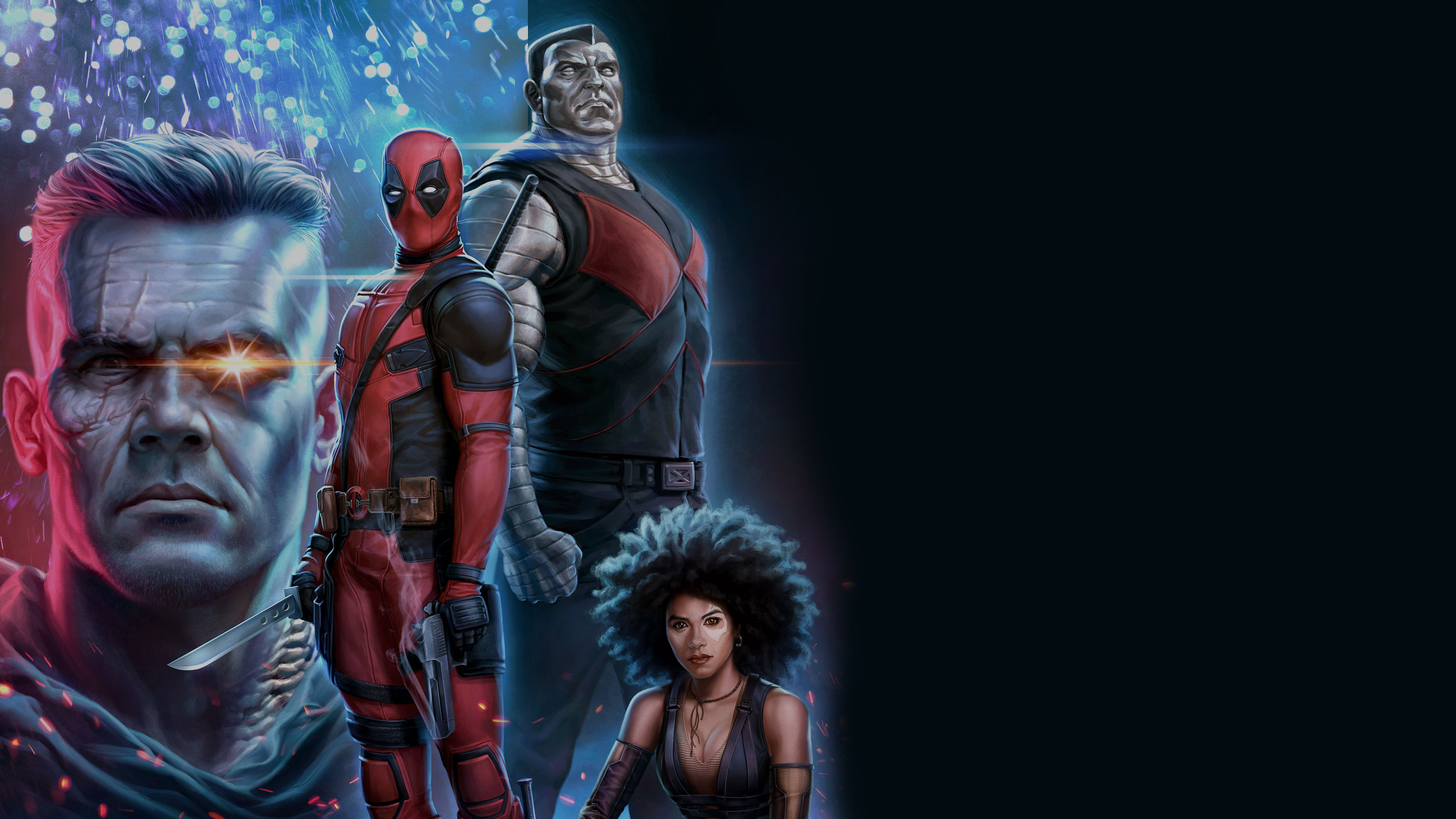 7680x4320 7680x4320 Deadpool 2 Movie 8k 8k HD 4k Wallpapers, Images ...