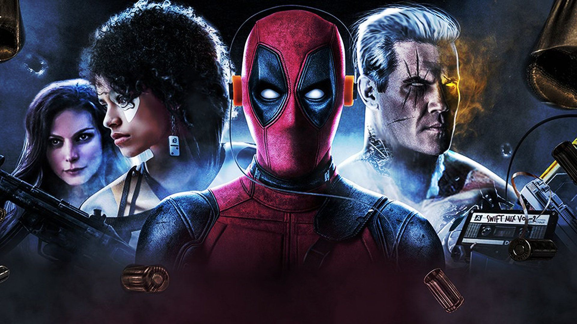 1920x1080 Deadpool 2' Movie Review - AlphaBruin.com