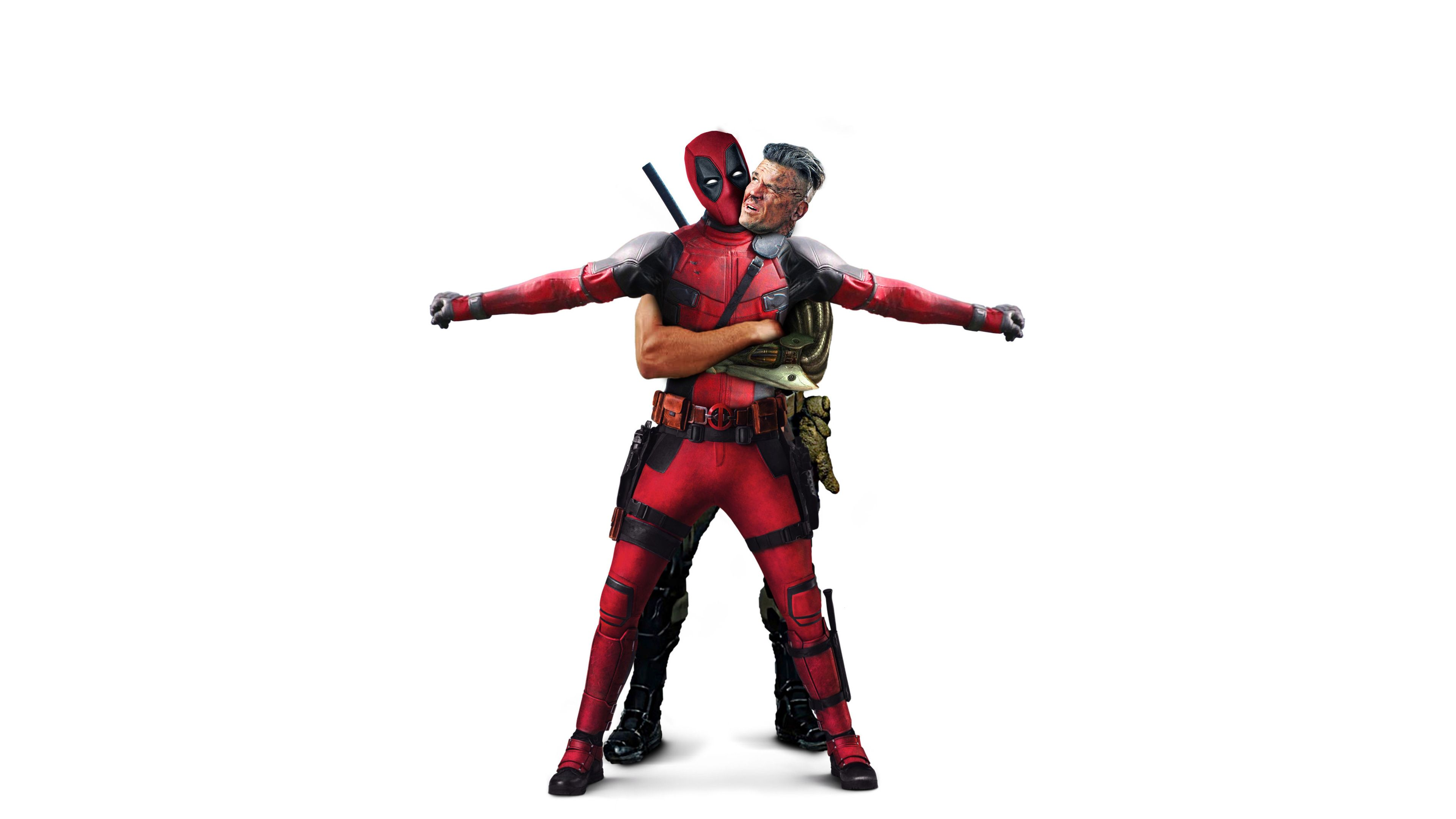 3840x2160 Deadpool 2 Movie 4k, HD Movies, 4k Wallpapers, Images, Backgrounds ...