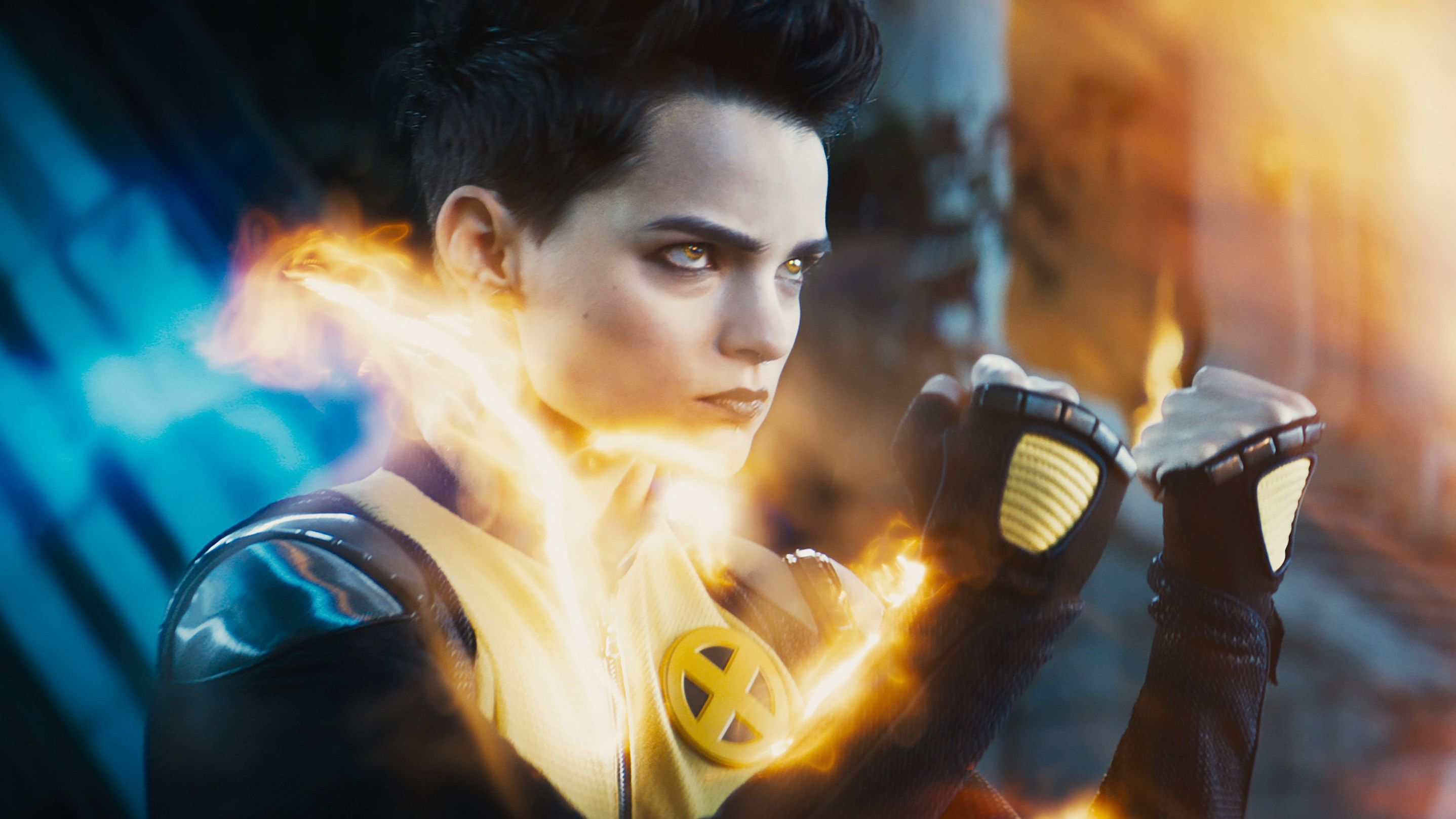 2875x1617 Negasonic Teenage Warhead Deadpool 2, HD Movies, 4k Wallpapers ...