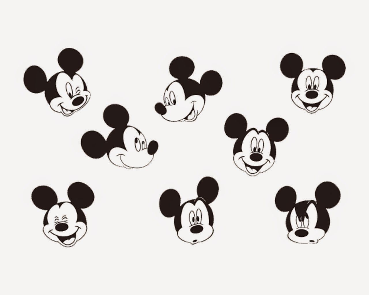1280x1024 Mickey Mouse Wallpapers Black And White Group (43+)
