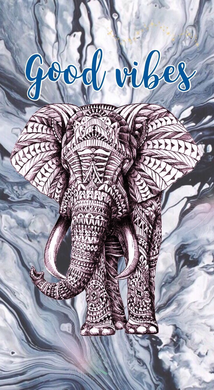 733x1334 Elephant wallpaper for iphone Gallery