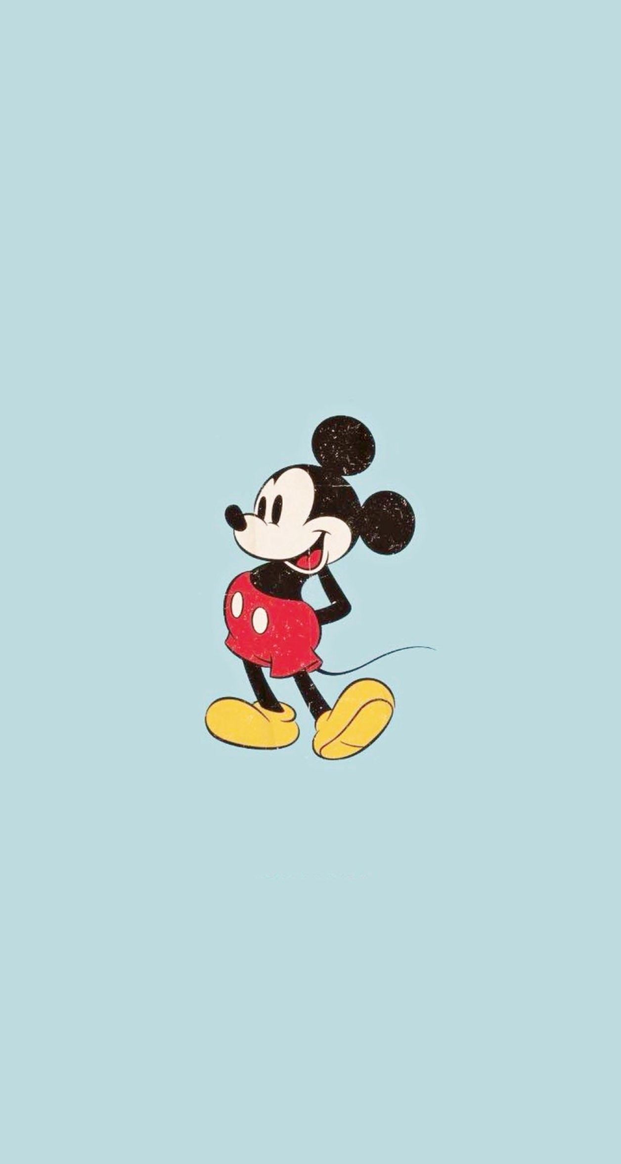 1256x2353 Cute Mickey Mouse iPhone Wallpaper (71+ images)