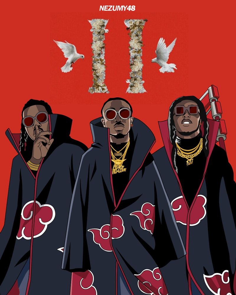 800x1000 Migos by NezumY48 on DeviantArt