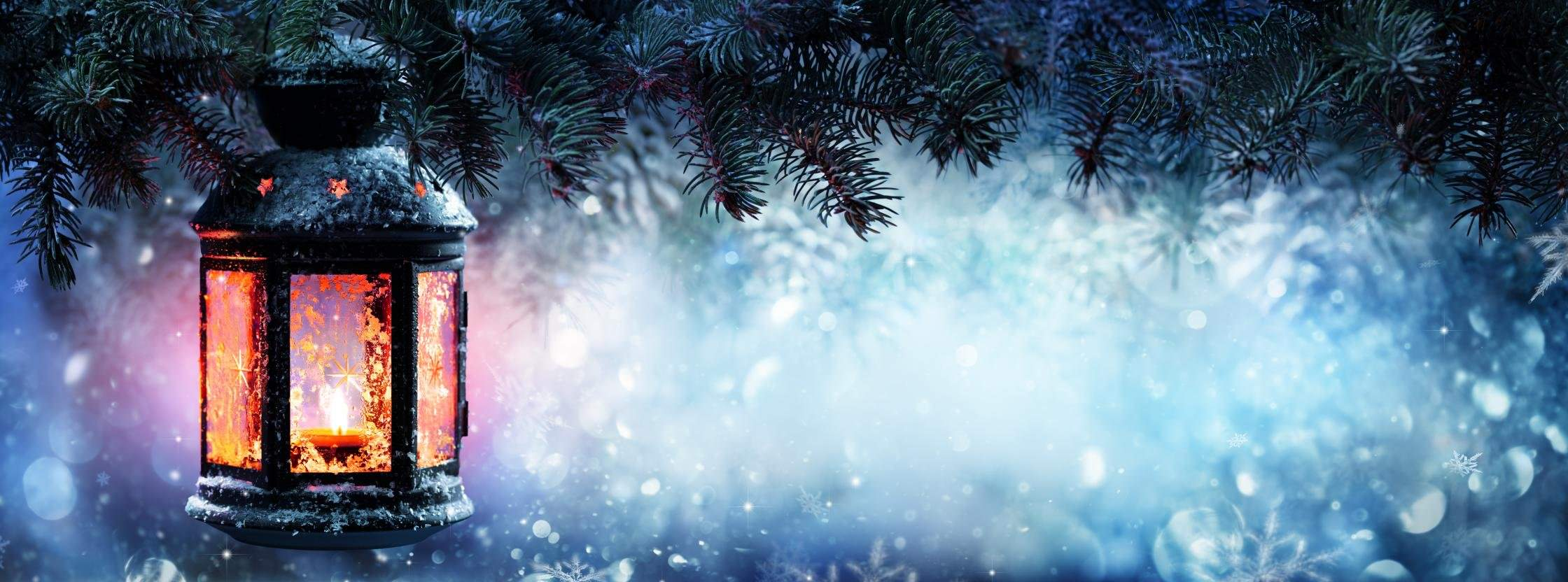 2240x832 Dual monitor Christmas wallpapers, HD backgrounds