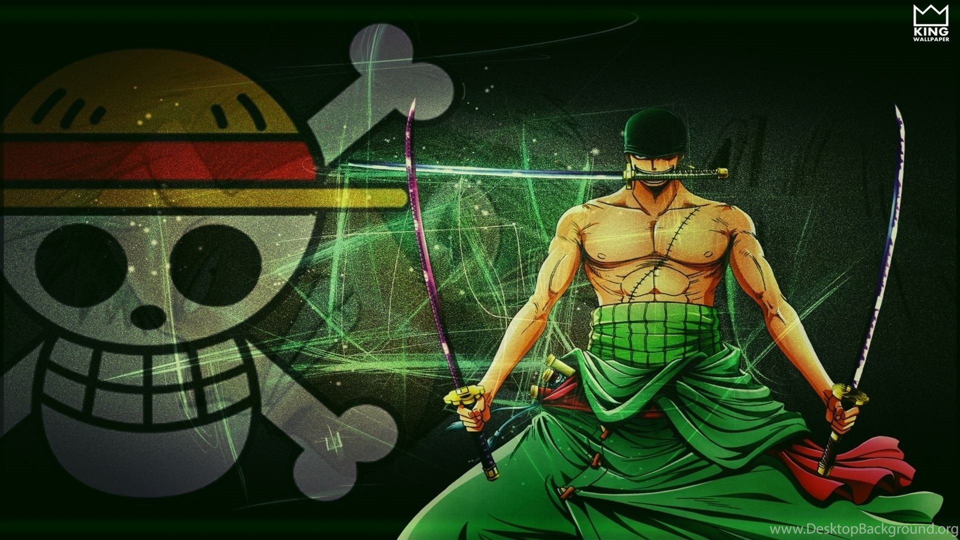 1920x1080 One Piece New World Zoro Computer Wallpapers 10615 HD Wallpapers ...