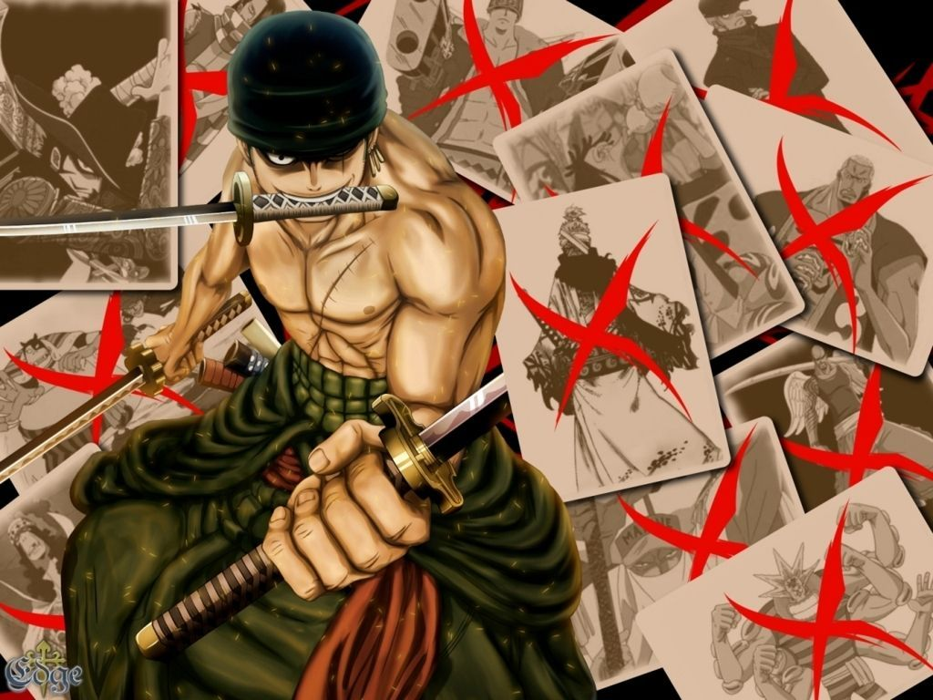 1024x768 Zoro New World One Piece Wallpaper HD 2013 | One Piece | Pinterest ...