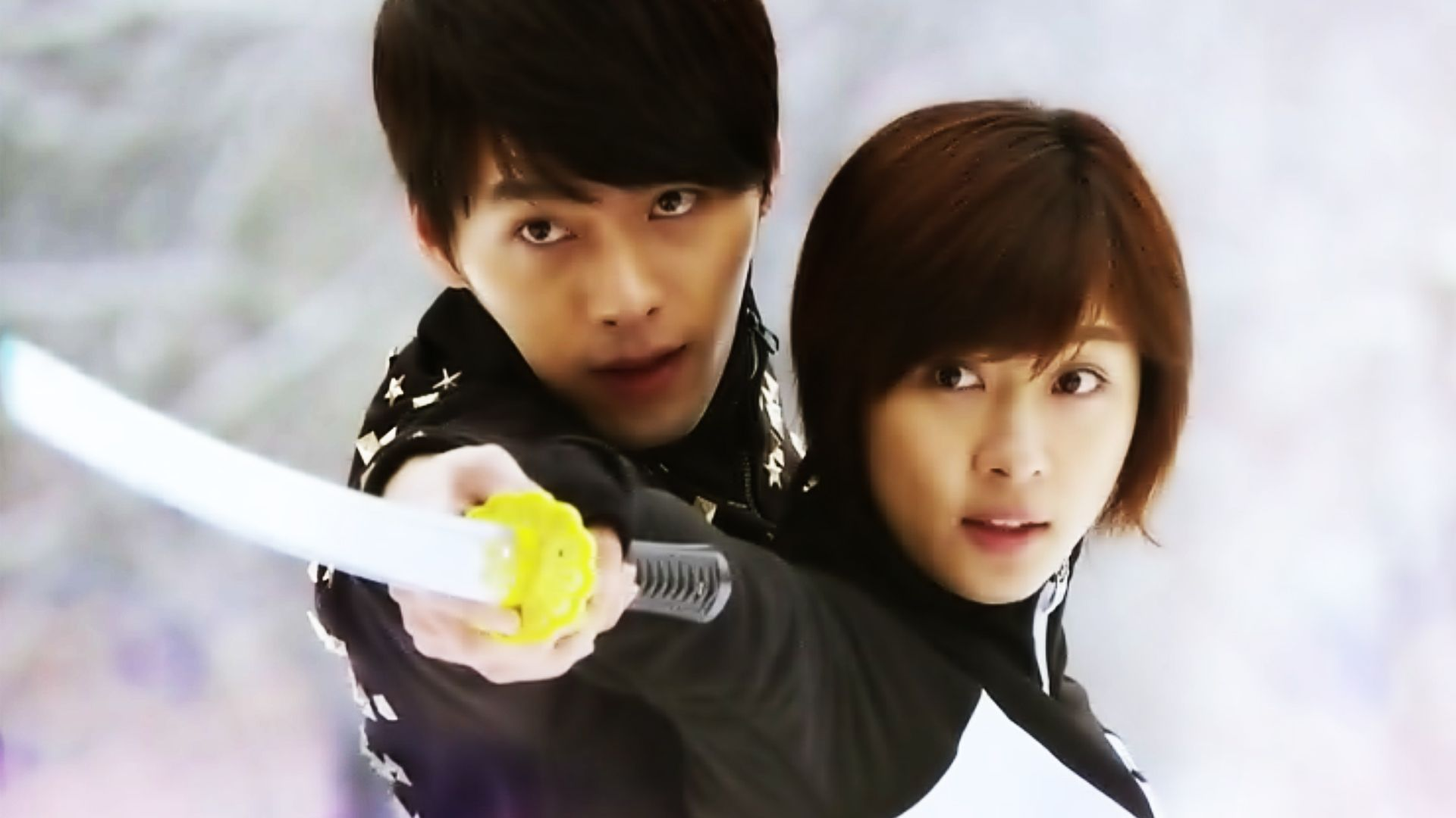 1920x1080 Wallpapers Ha Ji Won Secret Garden Hyunbin X Hajiwon 1920x1080 ...