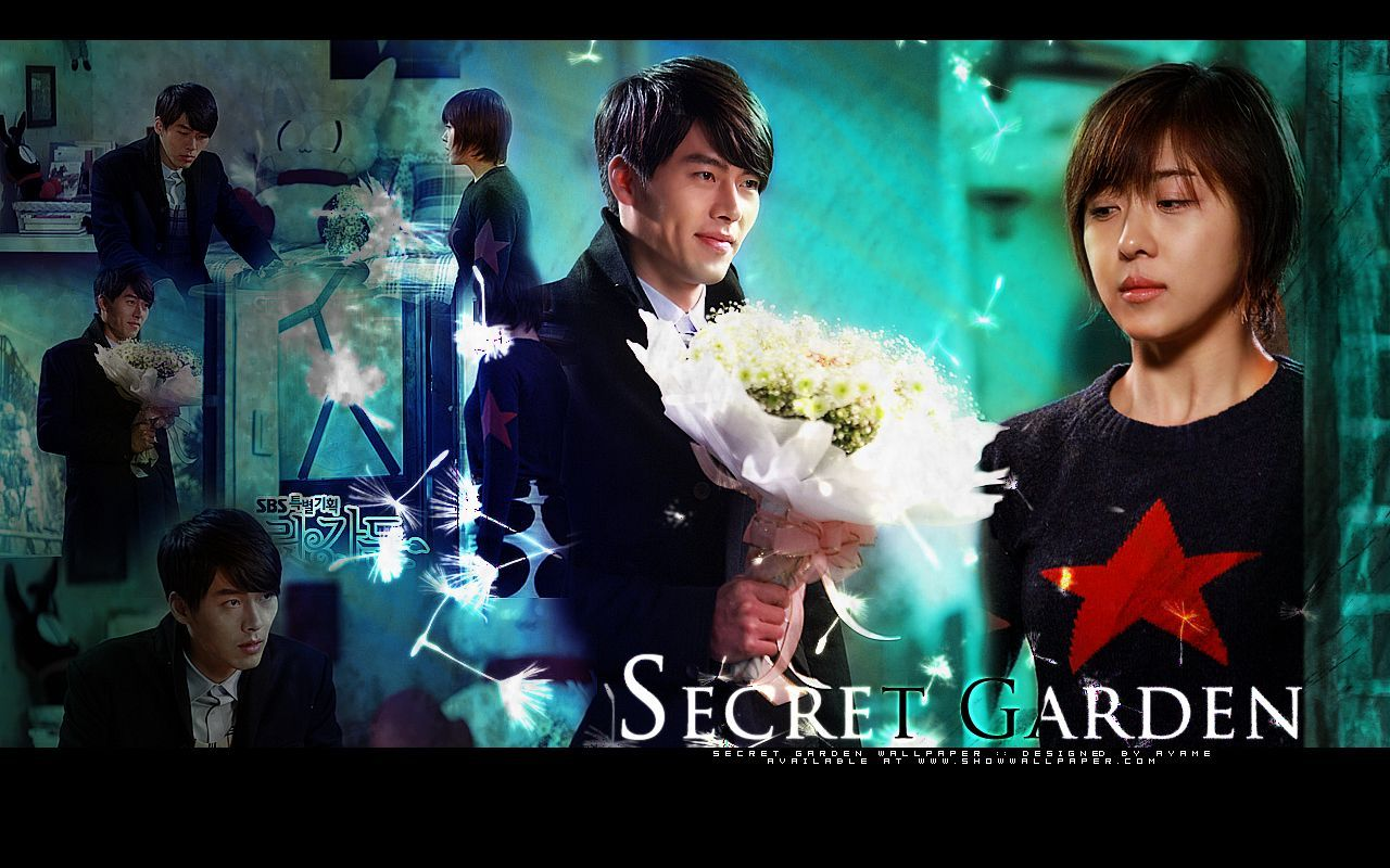 1280x800 Secret Garden | My Drama Wallpapers | Pinterest | Drama