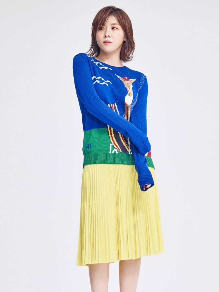 768x1024 Meet the star of Empress Ki and Secret Garden, Ha Ji Won – Prestige ...