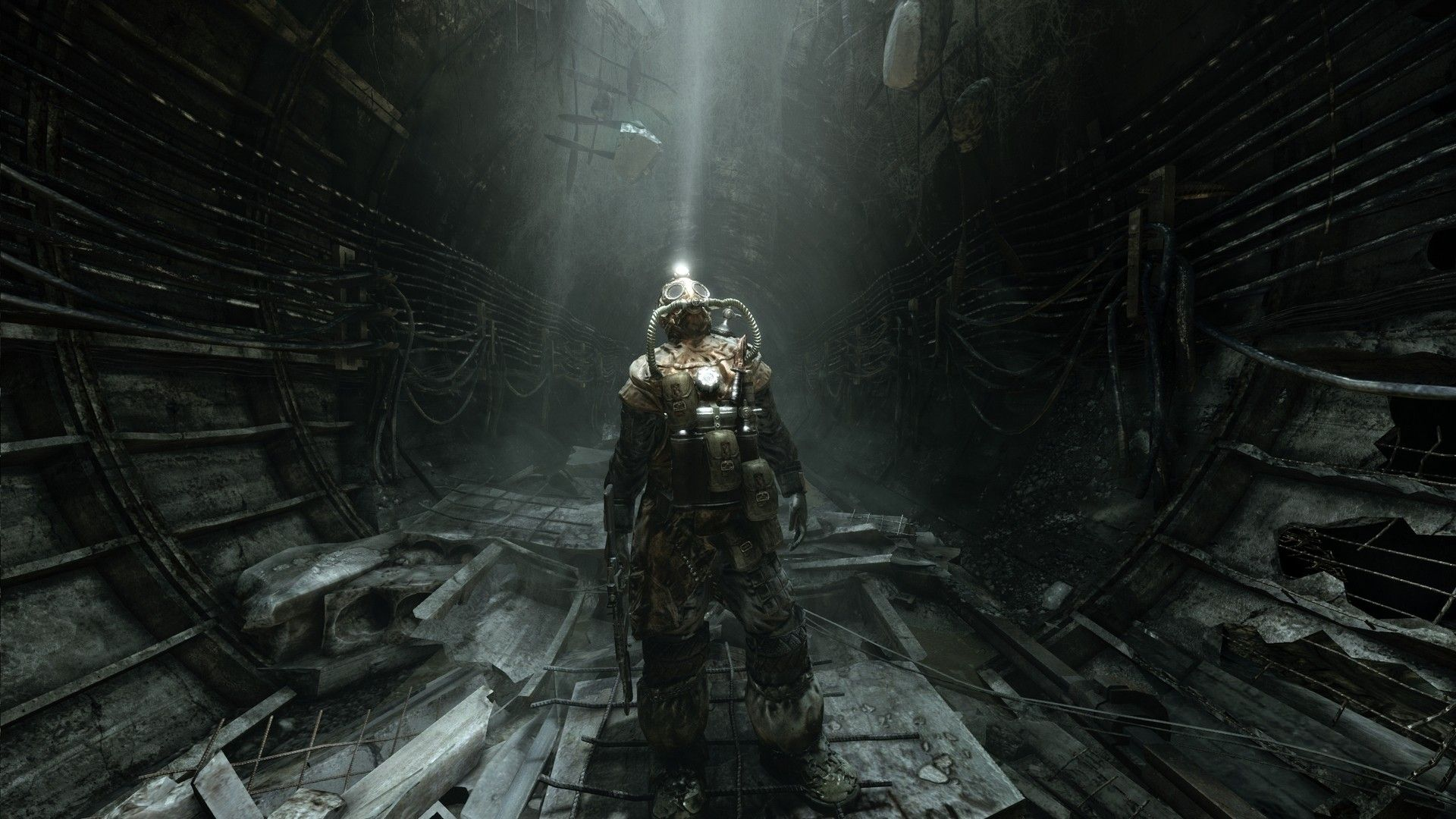 1920x1080 Metro 2033, HD Games, 4k Wallpapers, Images, Backgrounds, Photos and ...