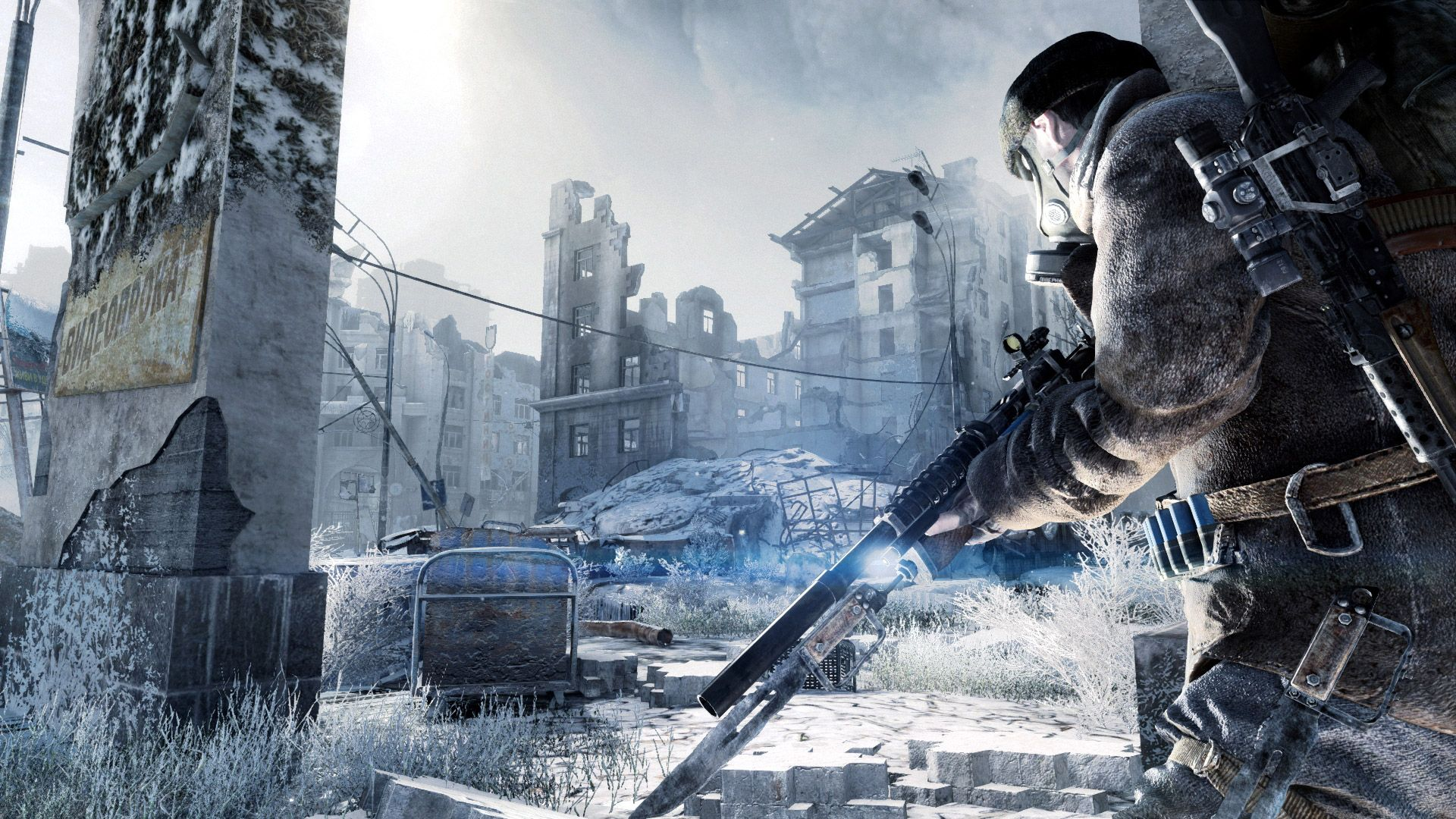 1920x1080 Metro 2033 and Last Light get remastered Redux on PS4, Xbox One and ...