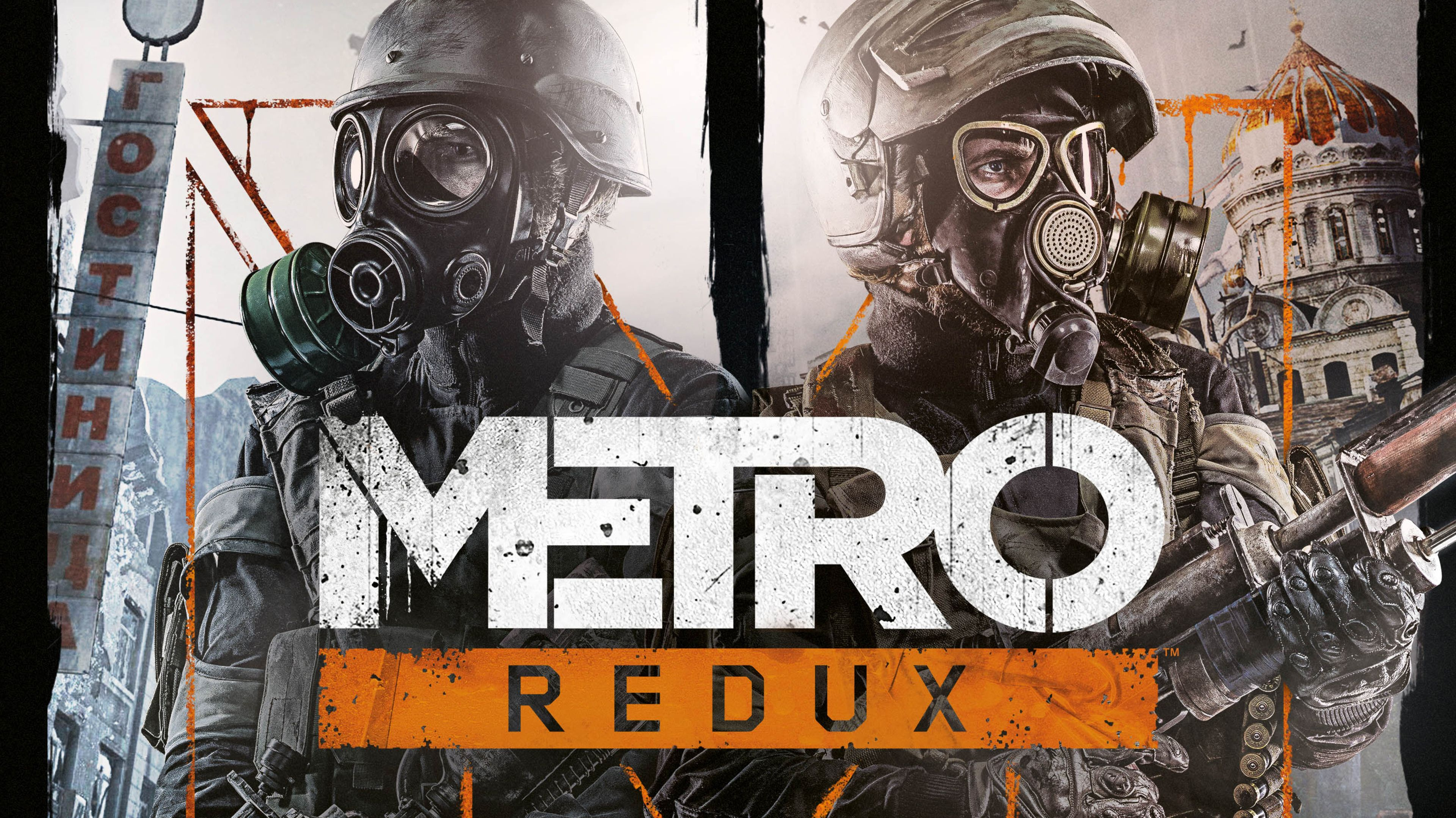 3840x2160 Metro 2033 Redux, HD Games, 4k Wallpapers, Images, Backgrounds ...