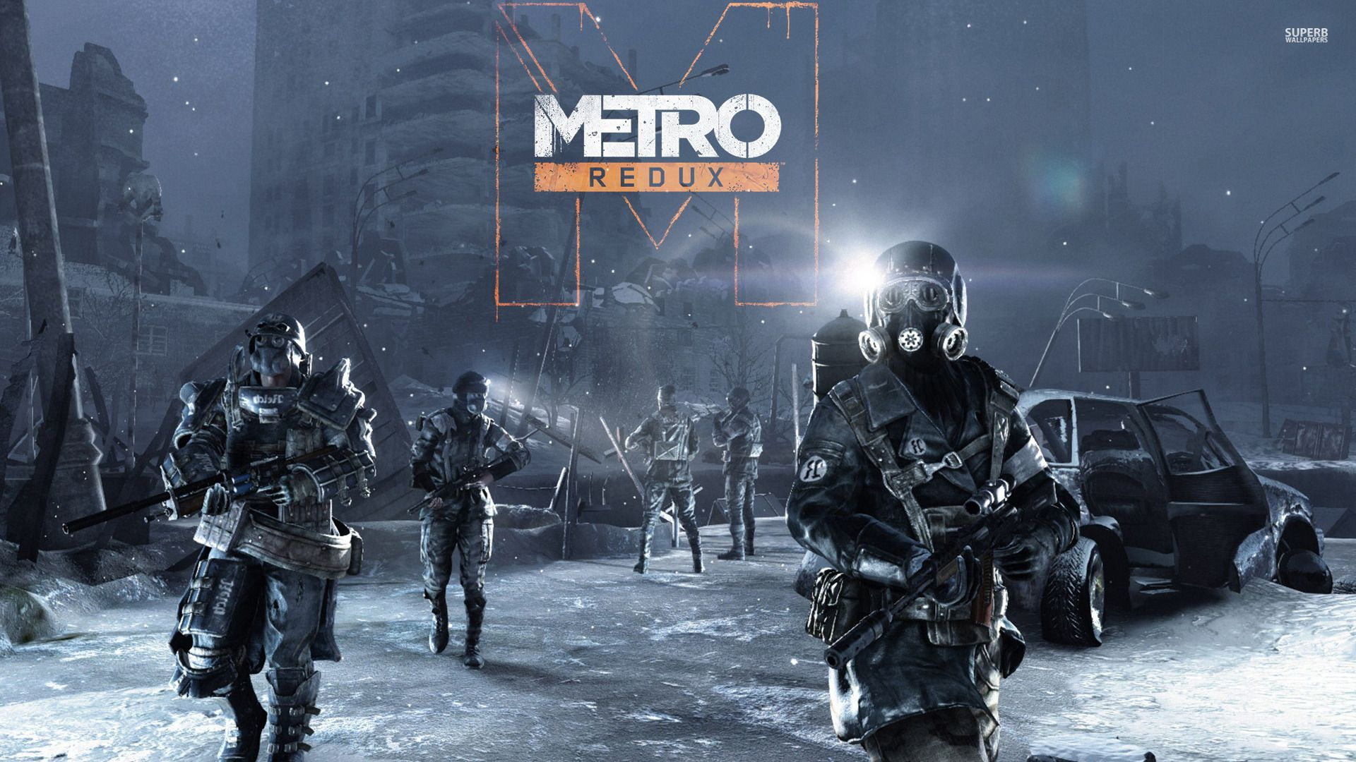 1920x1080 Metro 2033 Wallpapers, Full HDQ Metro 2033 Pictures and Wallpapers ...