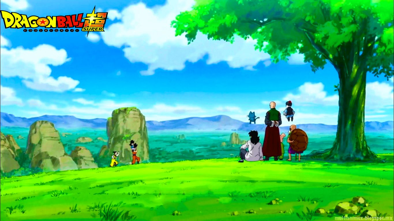 1366x768 MULTI ANIME: DRAGON BALL SUPER WALLPAPERS PACK 1