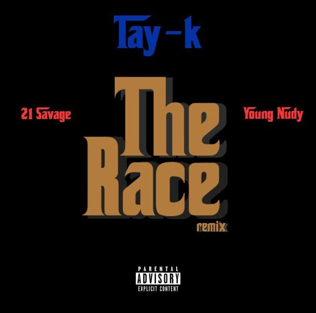 1080x1071 Tay-K Drops ''The Race (Remix)'' With 21 Savage and Young Nudy - XXL