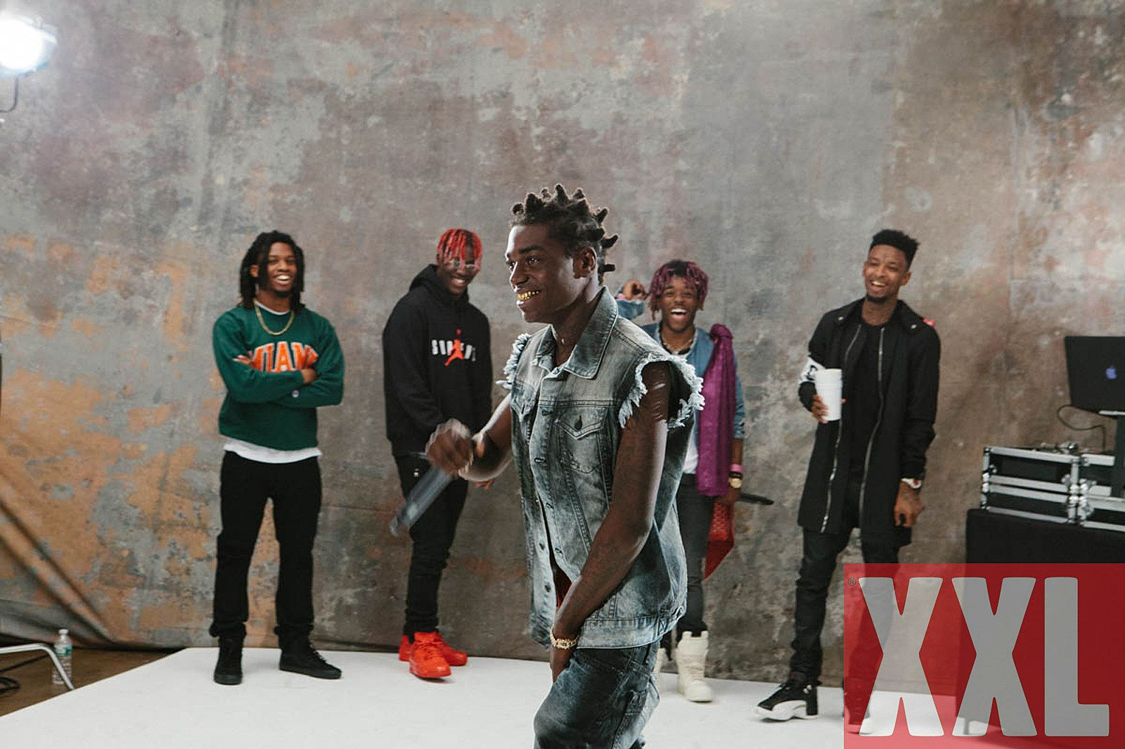 1600x1065 Kodak Black, Lil Uzi Vert, Denzel Curry, Lil Yachty and 21 Savage's ...