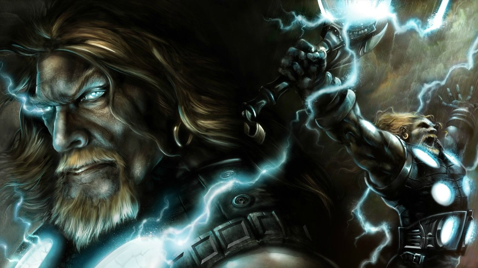 1600x898 Thor Wallpaper and Background Image | 1600x898 | ID:187015 ...