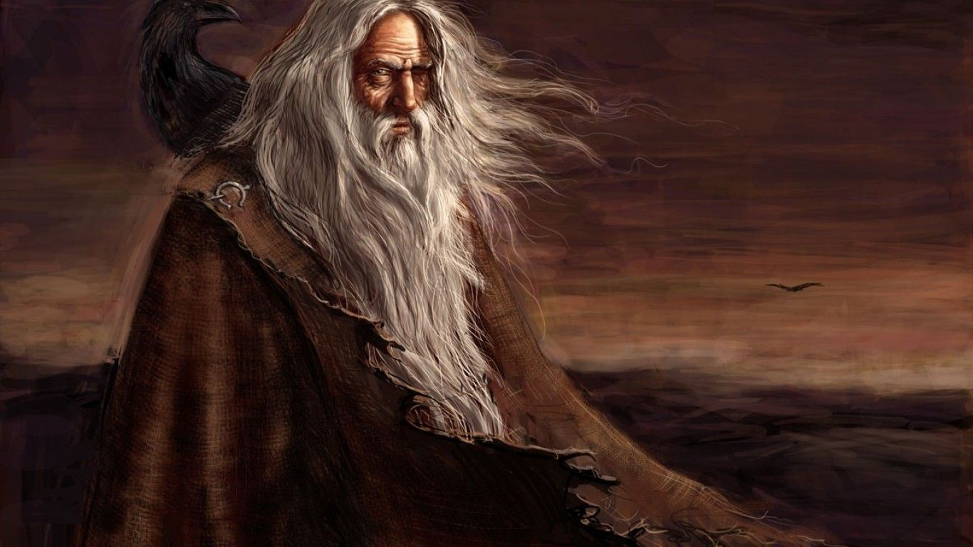 1366x768 The Norse religion was based on a set of beliefs common to northern ...