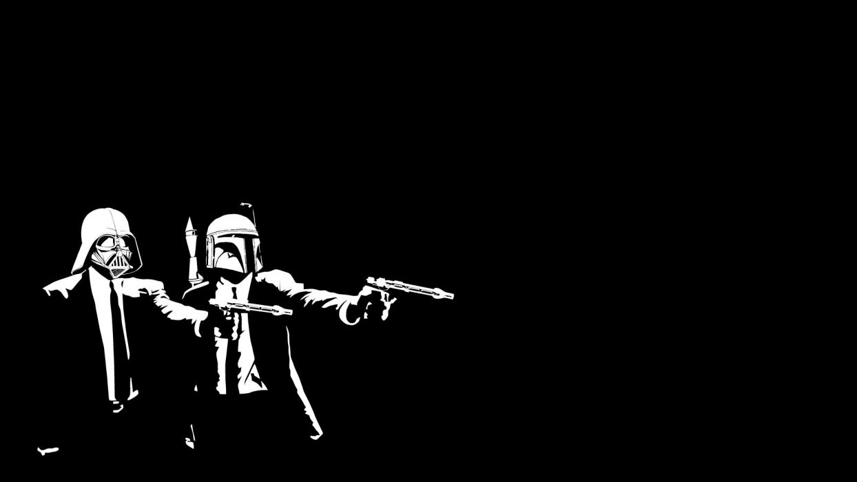 1244x700 Star Wars Darth Vader Boba Fett The Boondock Saints wallpaper ...