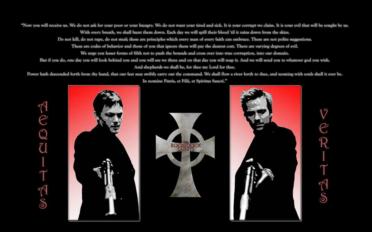 1280x800 The boondock saints wallpaper - (#170526) - High Quality and ...