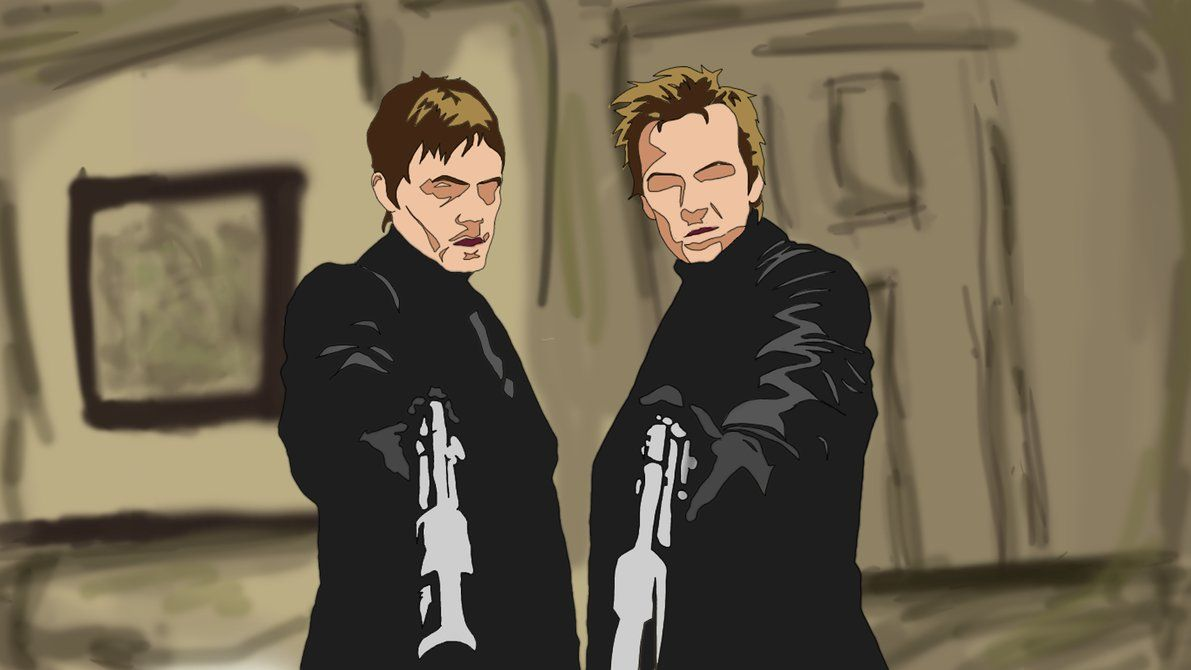 1191x670 Boondock Saints Wallpaper by Master0fPie on DeviantArt