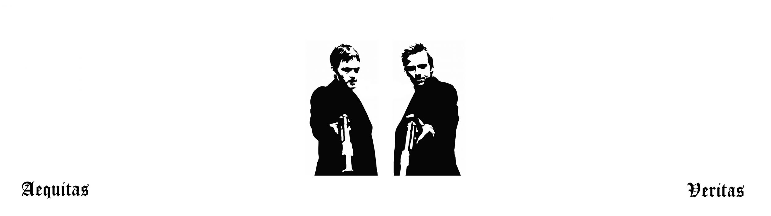 2489x700 BOONDOCK SAINTS action crime thriller weapon gun pistol wallpaper ...