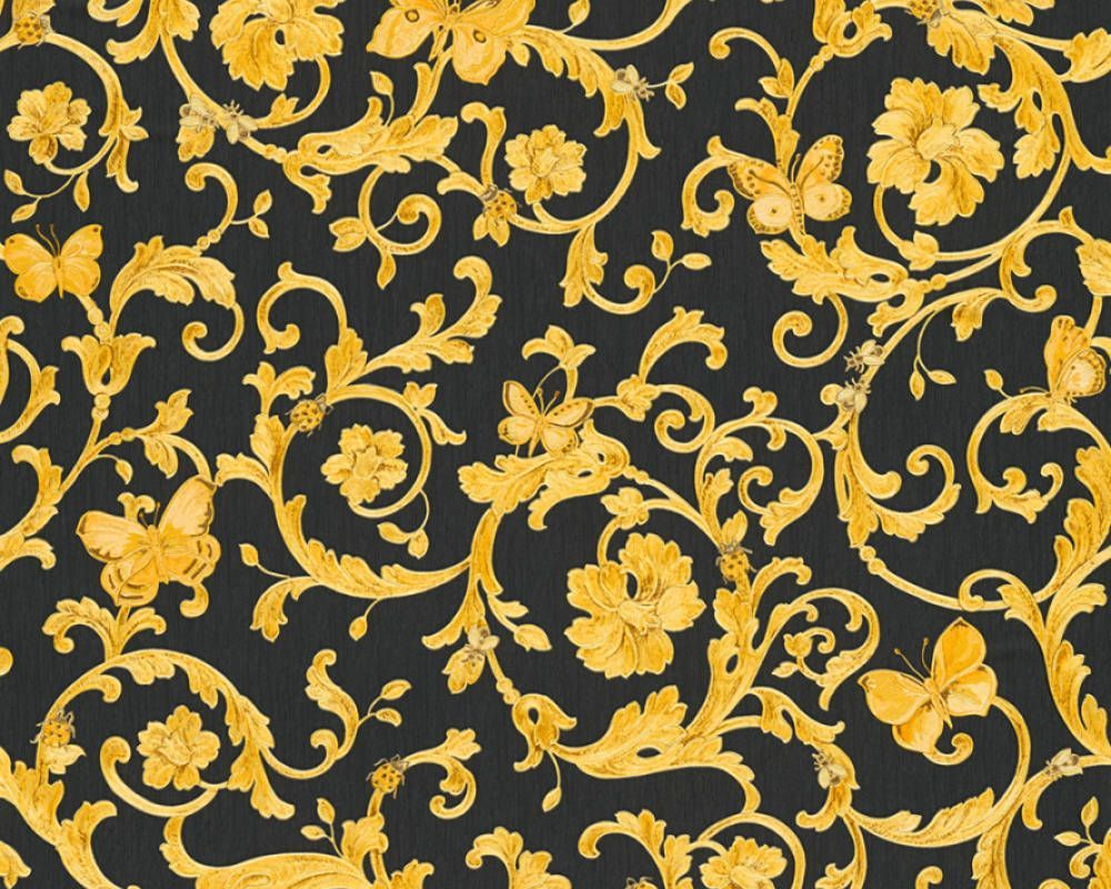 1000x800 Versace Wallpaper III 3 34325-2 OR 343252 By A S Creation