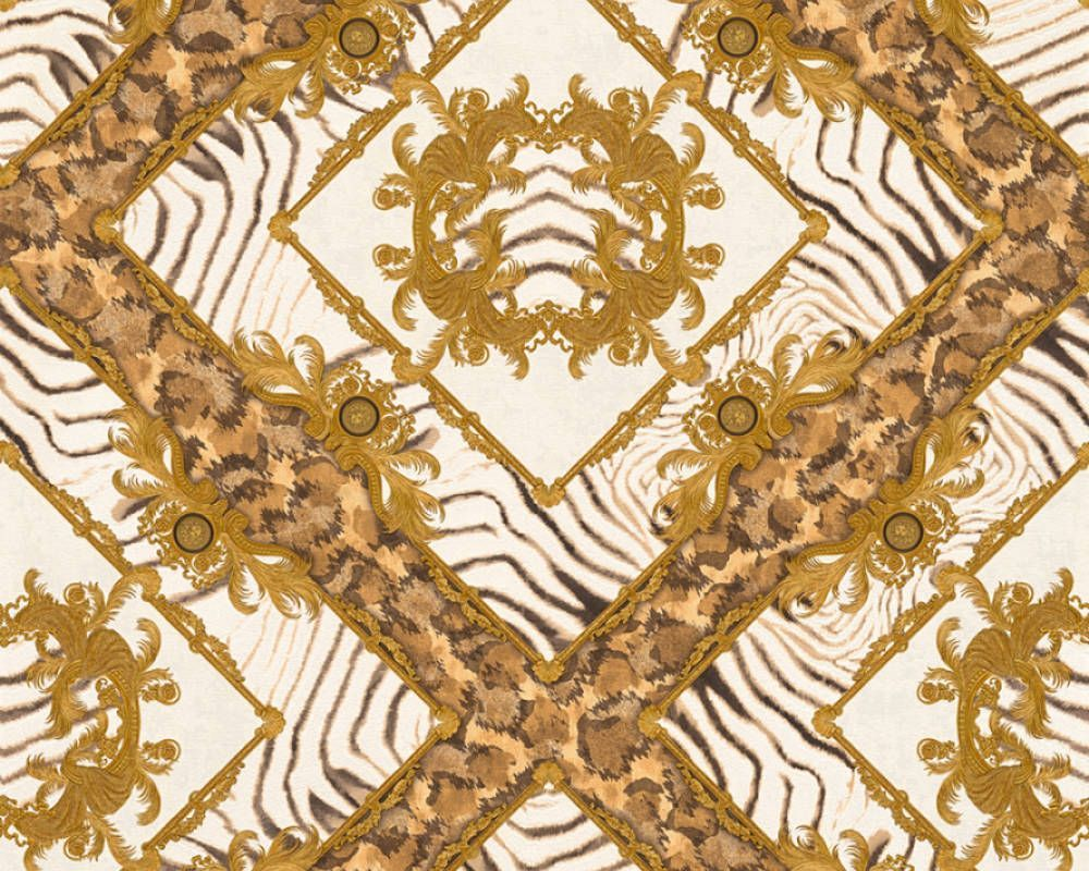1000x800 Versace Wallpaper III 3 34904-3 OR 349043 By A S Creation