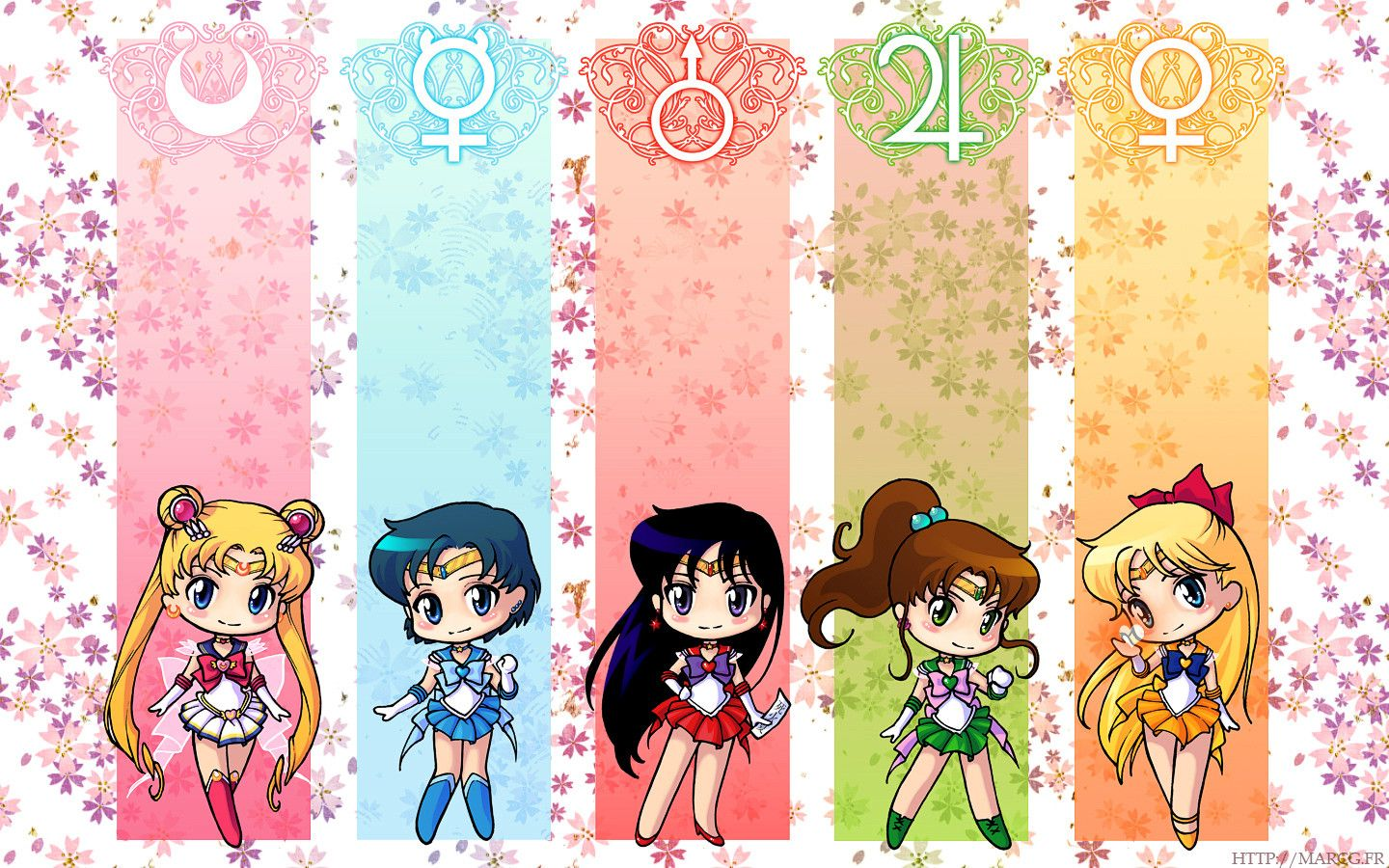 1440x900 Anime Cute Sailor Moon Wallpapers | wallpaper.wiki