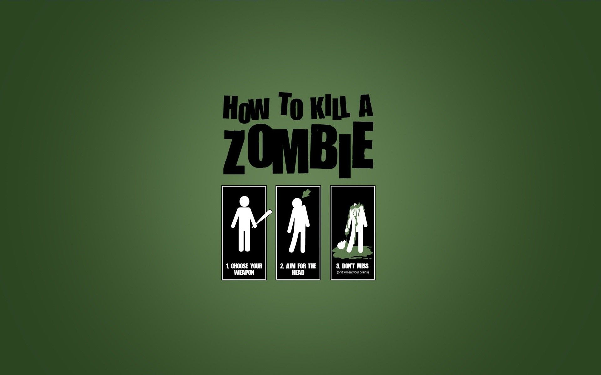 1920x1200 Zombie Wallpapers Desktop (76+ background pictures)