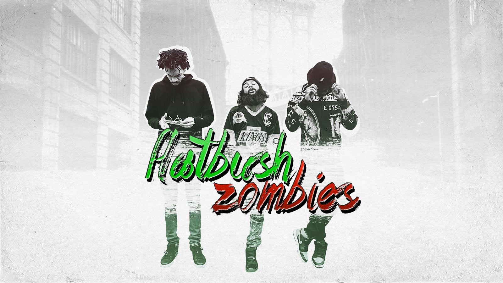 1600x900 Flatbush Zombies Wallpaper Iphone | giftsforsubs