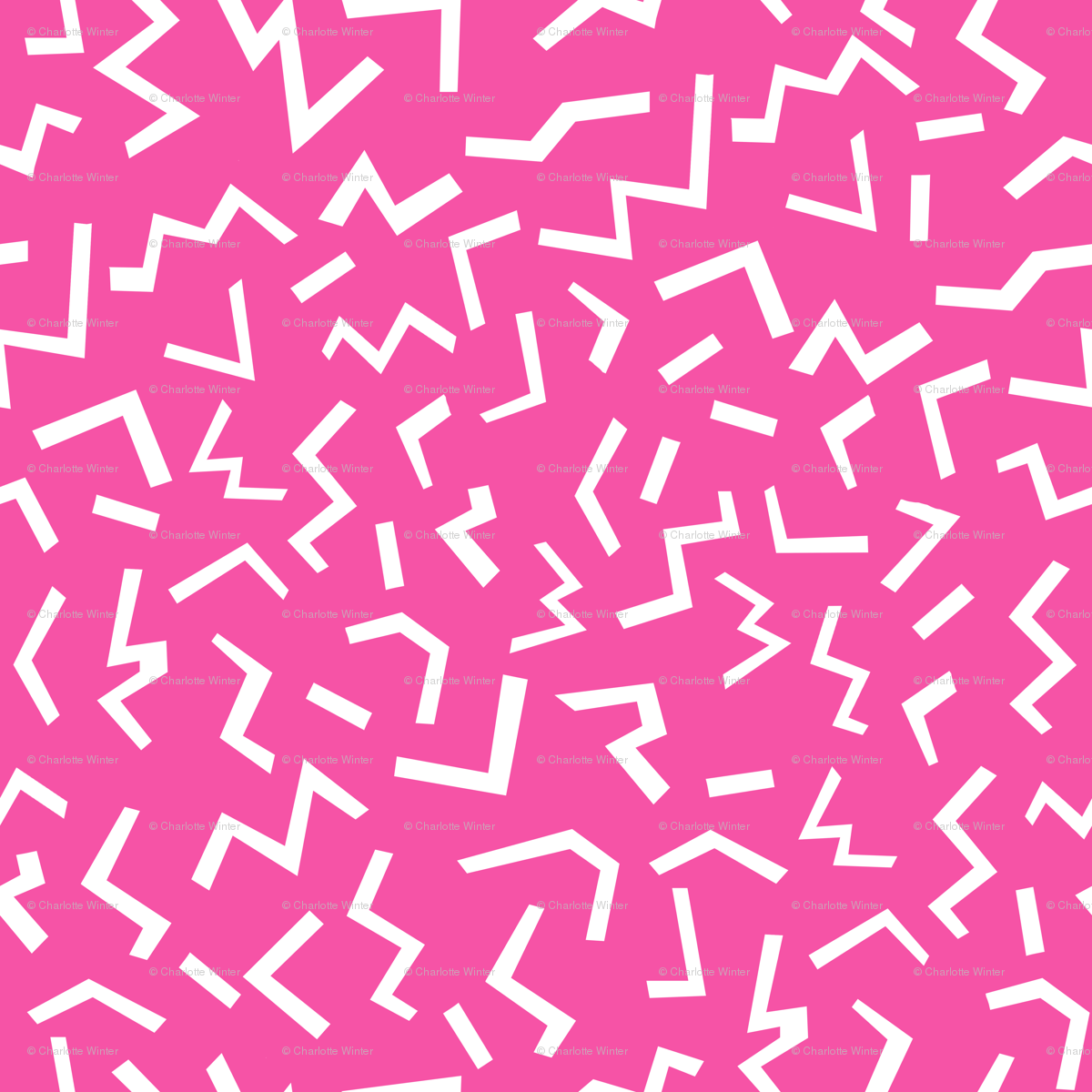 1200x1200 edgy shapes memphis 90s 80s pink girly hot pink wallpaper ...