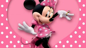 Minnie Mouse Polka Dot Wallpapers – Top Free Minnie Mouse Polka Dot Backgrounds