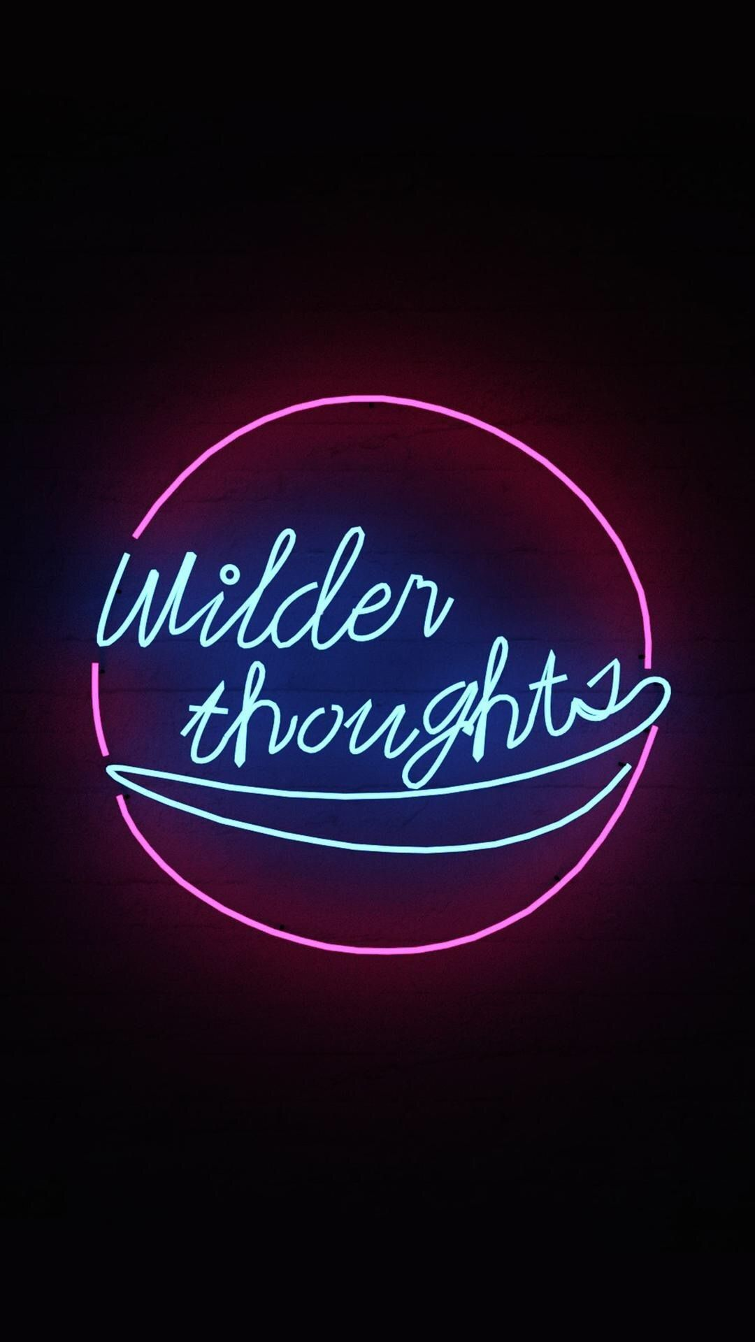1080x1920 51+ Neon Signs Wallpapers on WallpaperPlay