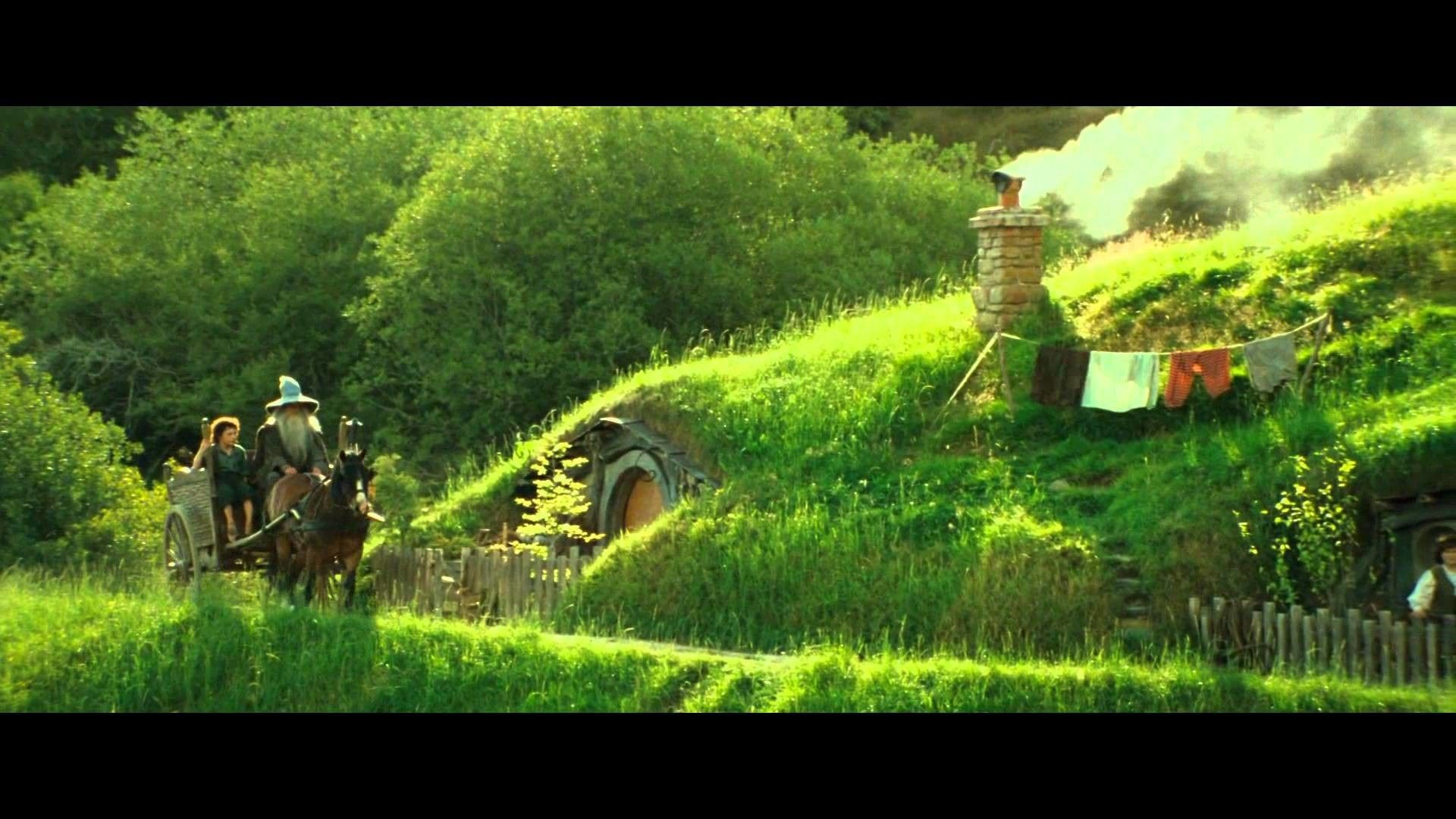 1920x1080 52+ Hobbiton Wallpapers on WallpaperPlay