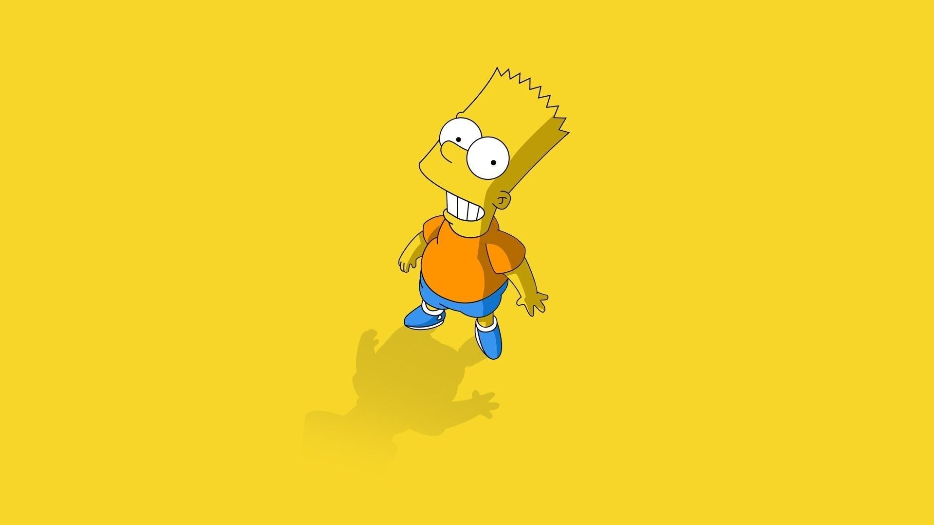 1920x1080 Bart Simpson Wallpapers ·①
