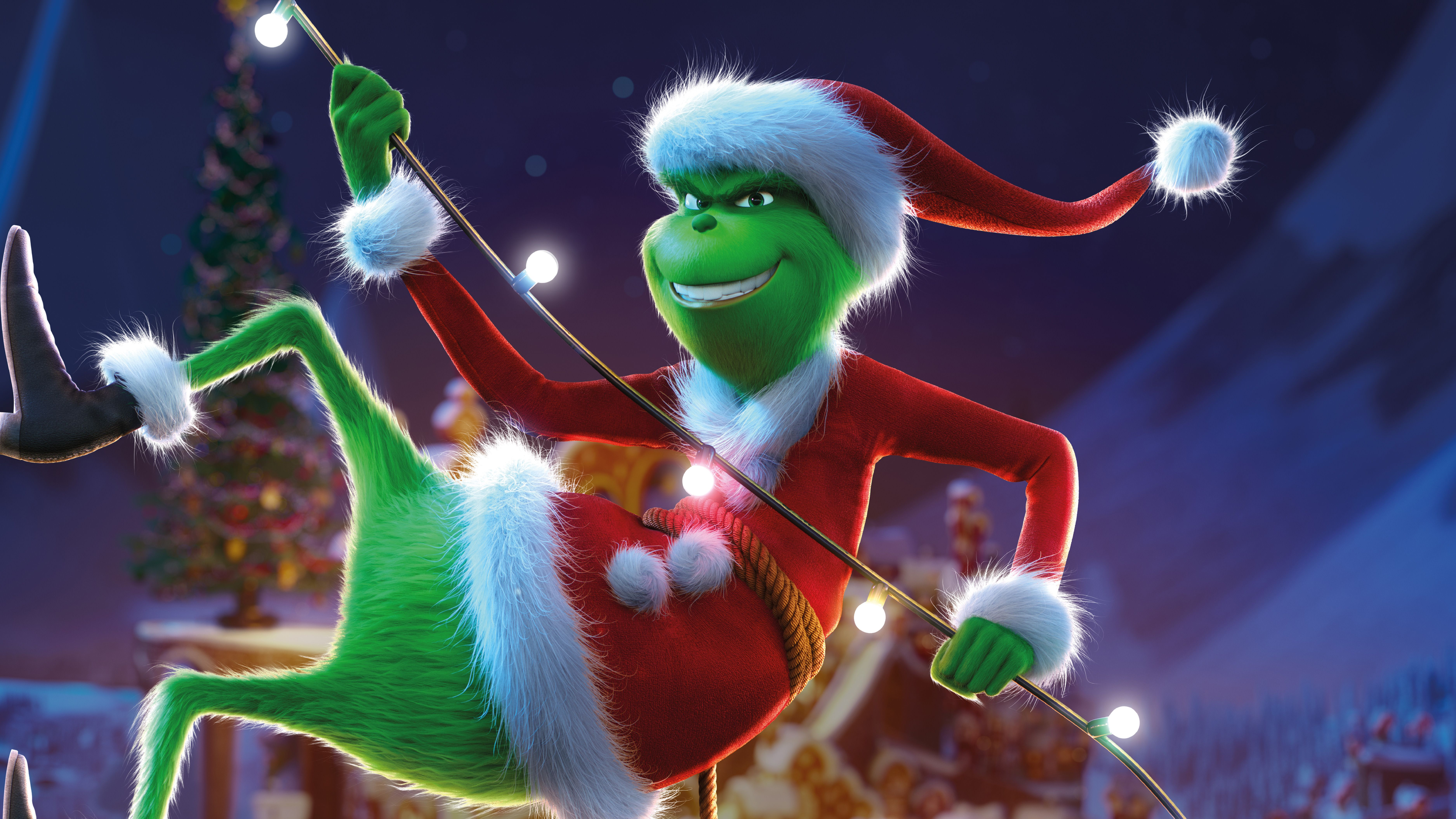 7500x4218 The Grinch 8k, HD Movies, 4k Wallpapers, Images, Backgrounds, Photos ...