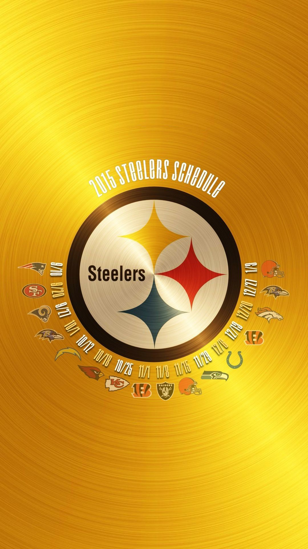 1080x1920 60+ Animated Steelers Wallpapers on WallpaperPlay