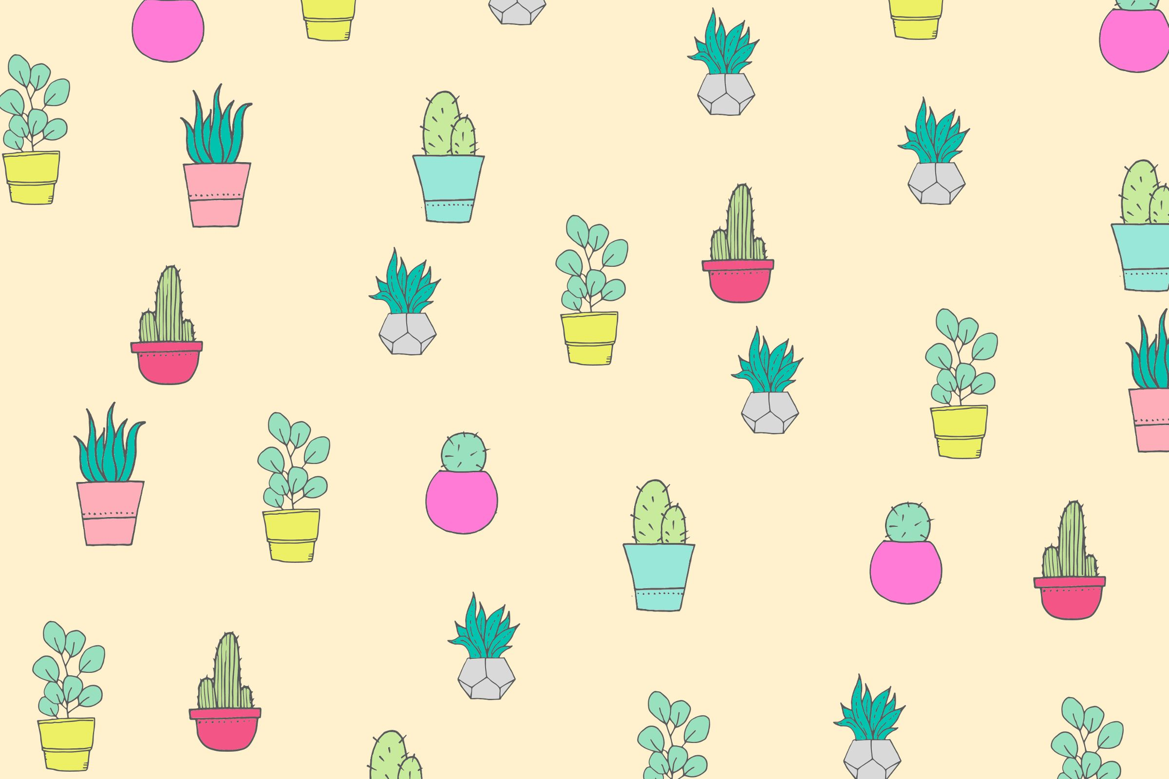 2400x1600 FREE CACTUS AND SUCCULENT WALLPAPERS FOR YOUR DESKTOP, TABLET AND ...