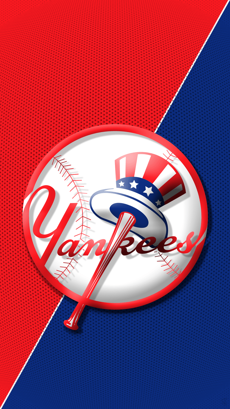 750x1334 New York Yankees 2018 Wallpapers