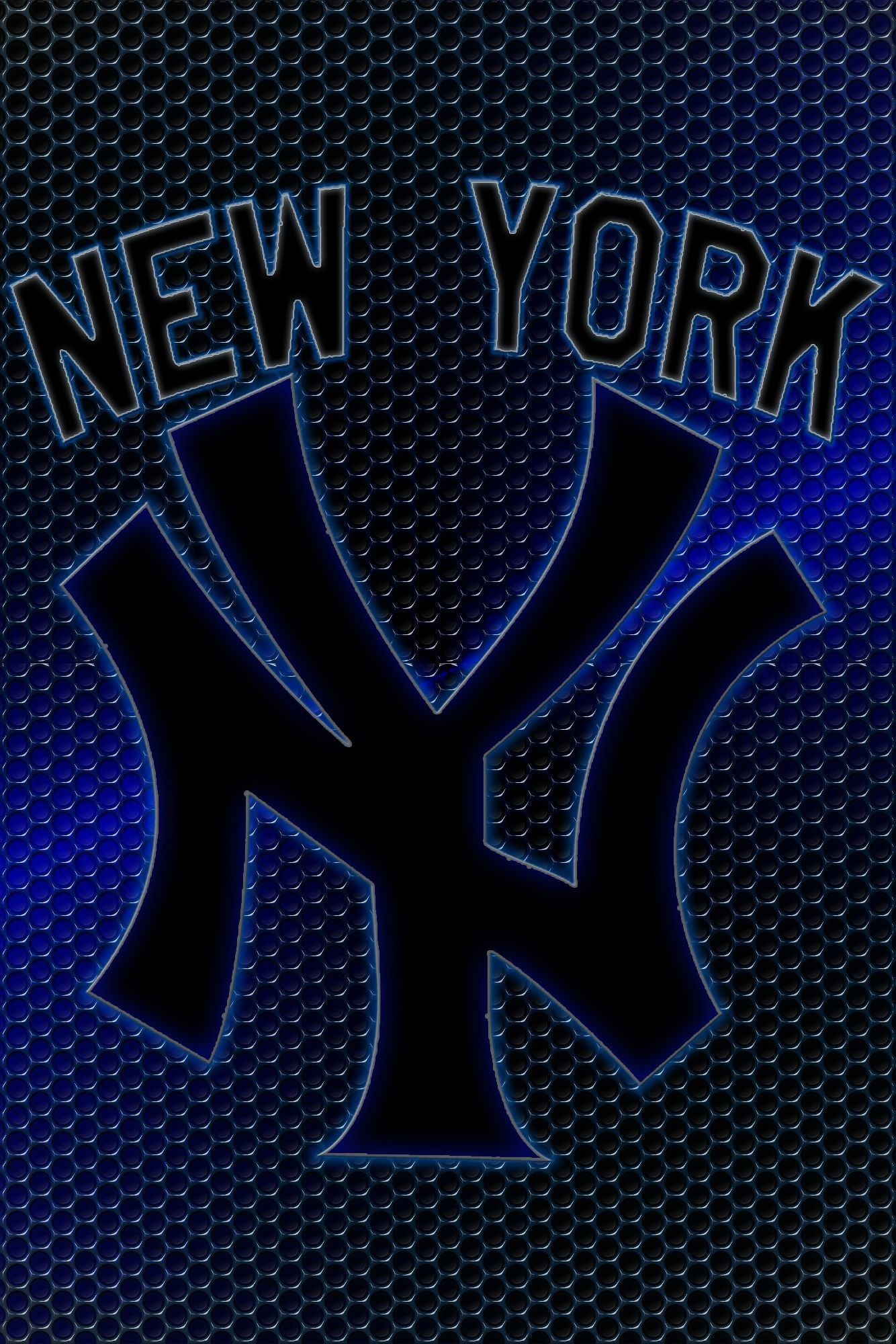 1334x2000 Yankees Logo Wallpapers (72+ background pictures)