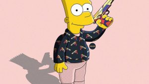 Hood Bart Simpson Supreme Wallpapers – Top Free Hood Bart Simpson Supreme Backgrounds