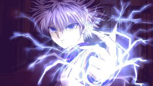 Anime Thunder Wallpapers – Top Free Anime Thunder Backgrounds