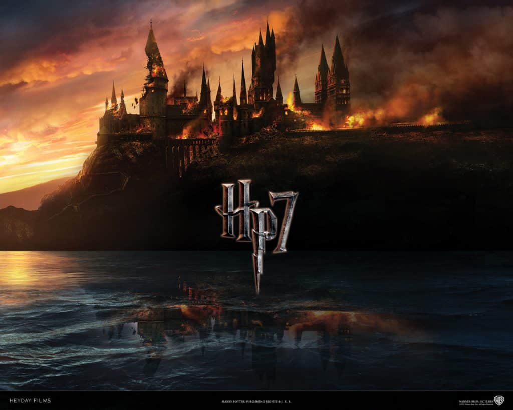 1024x819 Harry Potter Wallpapers - 16 Amazing 3D Collections | SloDive