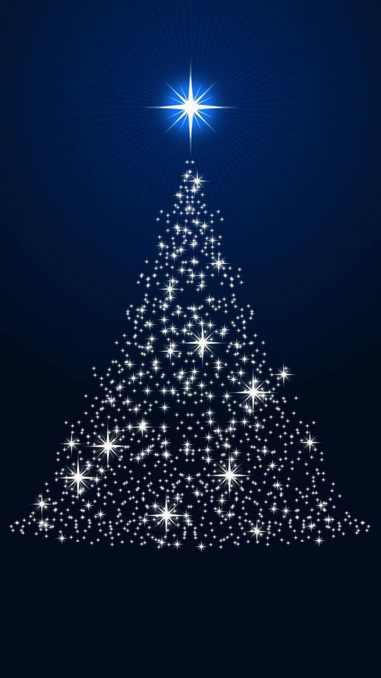 1242x2208 32 Christmas Wallpapers for iPhones