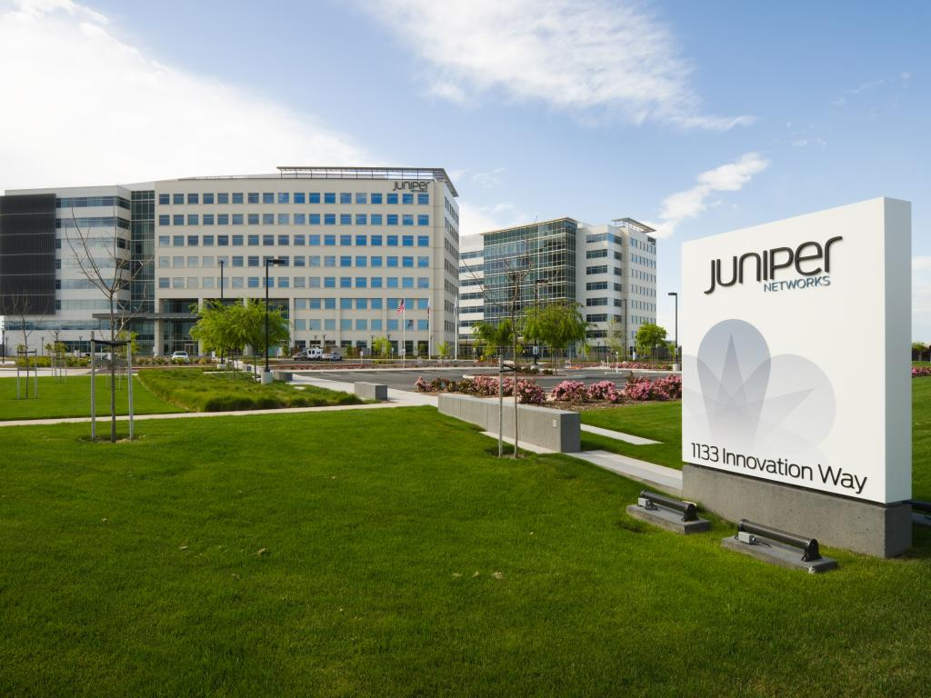1024x768 Juniper (JNPR) Stock A Conviction Buy Due To Switching Momentum ...