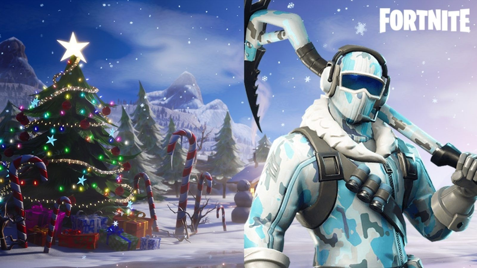 1600x900 Fortnite: Multiple v6.31 leaks appear to confirm a snow theme for ...