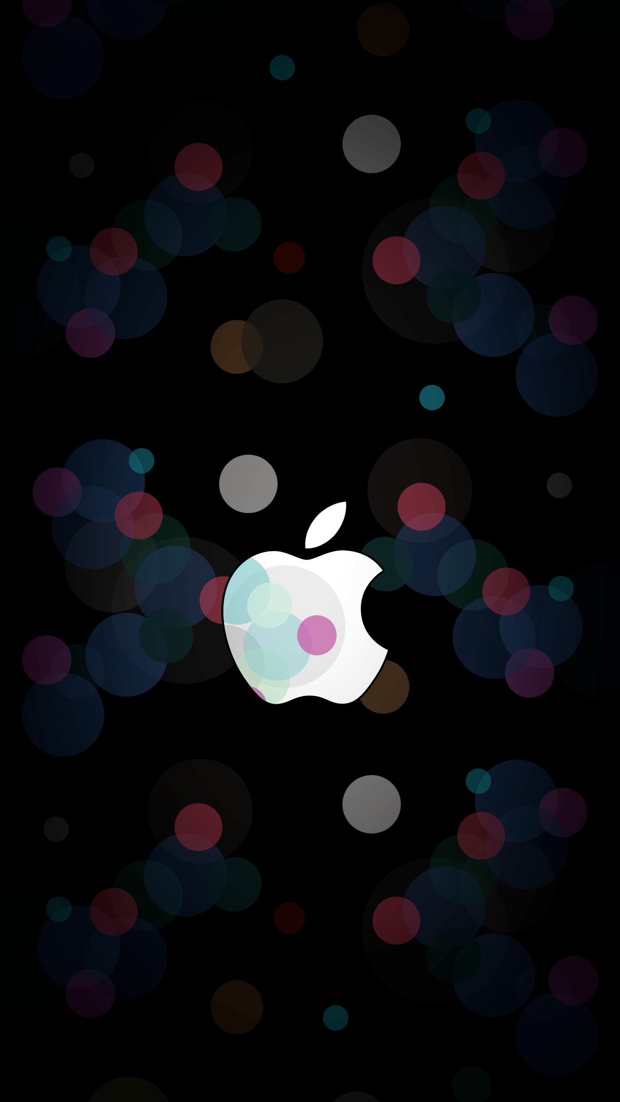 1242x2208 More September 7 Apple media event wallpapers
